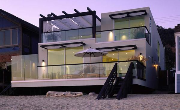 แบบบ้านริมทะเล